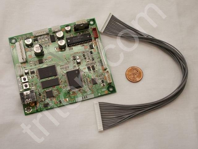 Triton Printer Controller Board, USB For X2 Mainboard Only