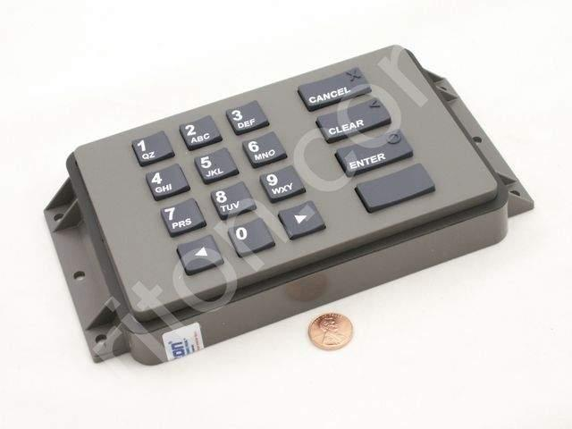 Repair of VEPP Keypad Assembly SP-06-00-019 For RT2000, FT5000, RL5000