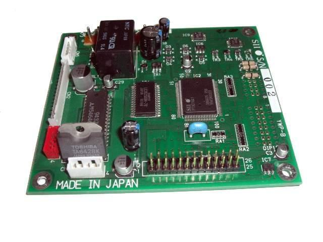 Repair of Triton 9100/8100/MAKO/RL/FT Printer Controller Board