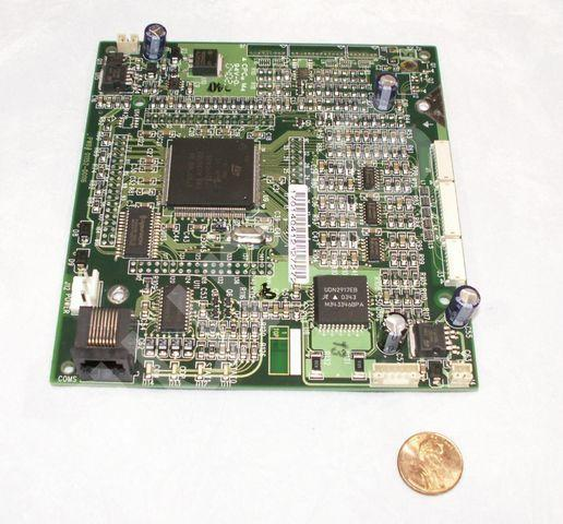 Triton TDM Mainboard w/ Stepper Motor, Old Style, 9705 Only