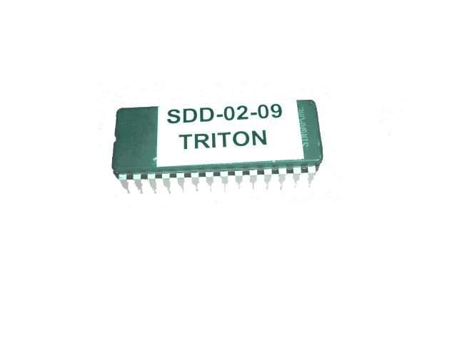Talaris / DeLaRue SDD Eprom with Firmware Version 02-09