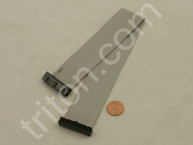 Printer Controller To Printer Ribbon Cable
