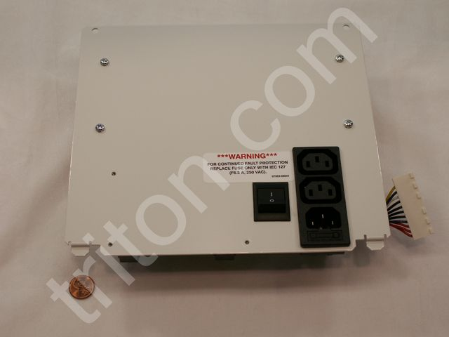 Power Supply Assembly, 110 Volt (NMD-50 Only)