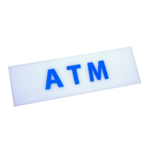 ACCESSORY, TOPPER GLOBE, ATM SIGN, GT3000