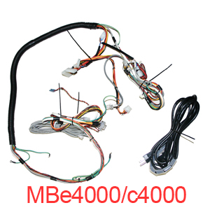 Refurbished System Wiring Harness, MBe4000/c4000