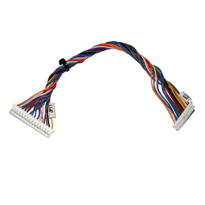 Cable, LCD, Color, 12 PIN (17)