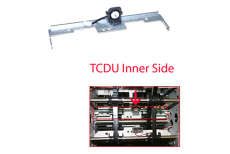 CDU,SENSOR I,ULTRASONIC,W/MOUNT BRACKET, INSIDE, TCDU