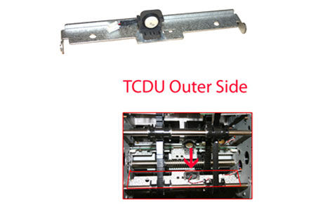CDU,SENSOR I, ULTRASONIC, W/MOUNT BRACKET, OUTSIDE, TCDU