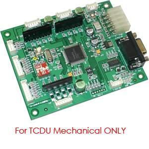 Tranax TCDU Dispenser Control Board, Mechanical Style