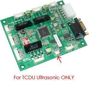 Repair of Tranax TCDU Dispenser Control Board, Ultrasonic Style