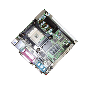 Hantle / Tranax Tower Motherboard For X4000
