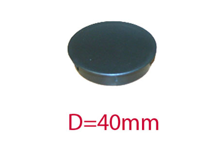 COMPONENT, DOME PLUG, SIZE 40MM, W/O CABLE OPENING