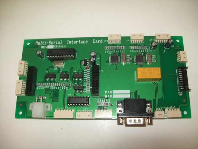 Hantle / Tranax Multi-Serial Interface Card For x4000