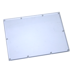 "LCD, PLASTIC SCREEN COVER, CLEAR, 10.4"", T4000"
