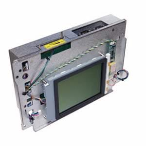 Tranax Monochrome LCD Assembly w/ Mainboard For MBe4000