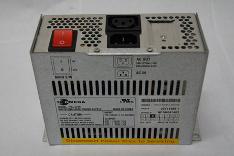 Repair of Power Supply, Assy, HT-PSU1700