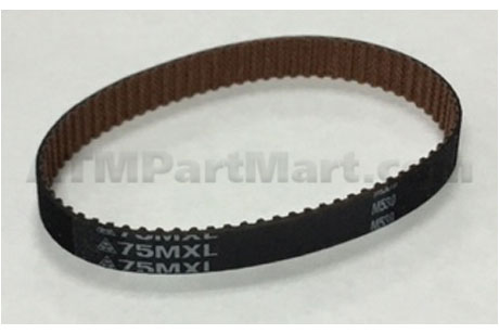 "Talaris / DeLaRue SDD Dispenser 2.5"" Timing Belt"