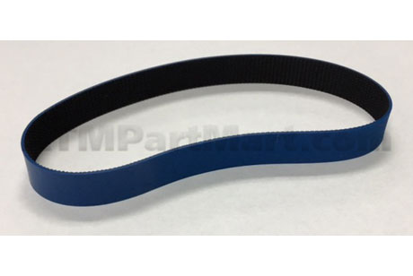 ATMPartMart Extra Durable Blue Belt Series Dispenser Feed Belt, Small (Size: 14x344), For 2K Note Dispenser