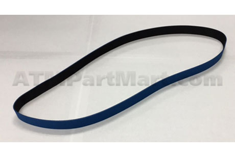 ATMPartMart Extra Durable Blue Belt Series Dispenser Feed Belt, Medium, For 1K & 2K Dispenser