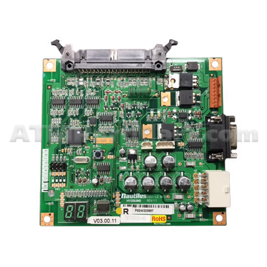 Hyosung 1K CDU Controller Board for NH 1800, 1800CE, 1500, MX 5000CE