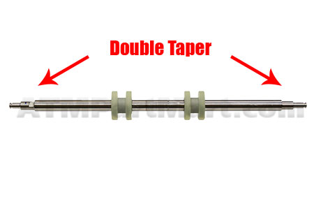 Reverse Roller for 1K, 2K, 3K Cassette Note Separator- Double Taper, New Style
