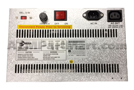 Repair of Power Supply, Assy, HT-PSU3000