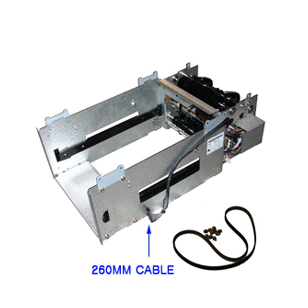Genmega 2nd Cassette Feed Module w/out Cassette For MCDU/HCDU