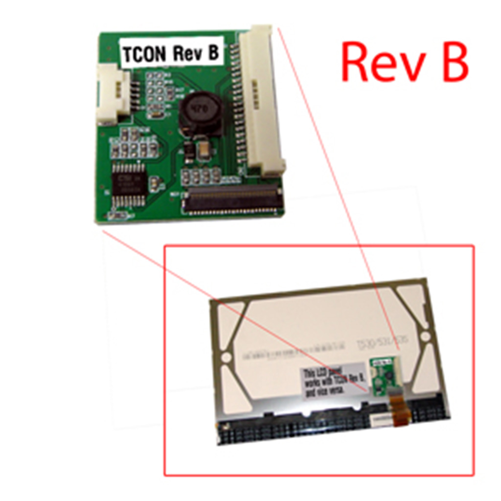 "Genmega 10.1"" TCON Board, Rev. B, for Onyx & Onyx W"