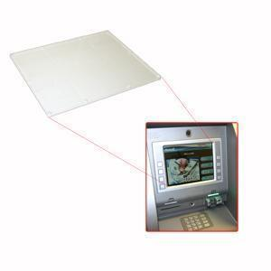 "Refurbished Tranax Clear Plastic Screen Cover, 10.4"" For MBc4000 & MBt4000"
