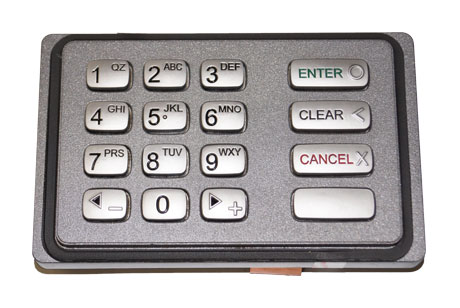 Refurbished Hyosung PCI Keypad for 1800, 1800CE & 5000