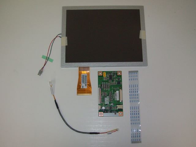 Hyosung 1800CE LCD Assembly With Required Upgrade Kit