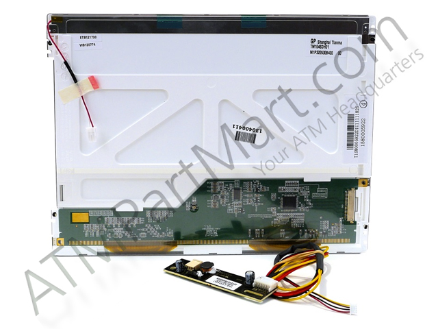 "Hantle/Tranax C4000 10.4"" Color TFT LCD and LED Driver Kit"