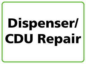Dispenser / CDU Repair
