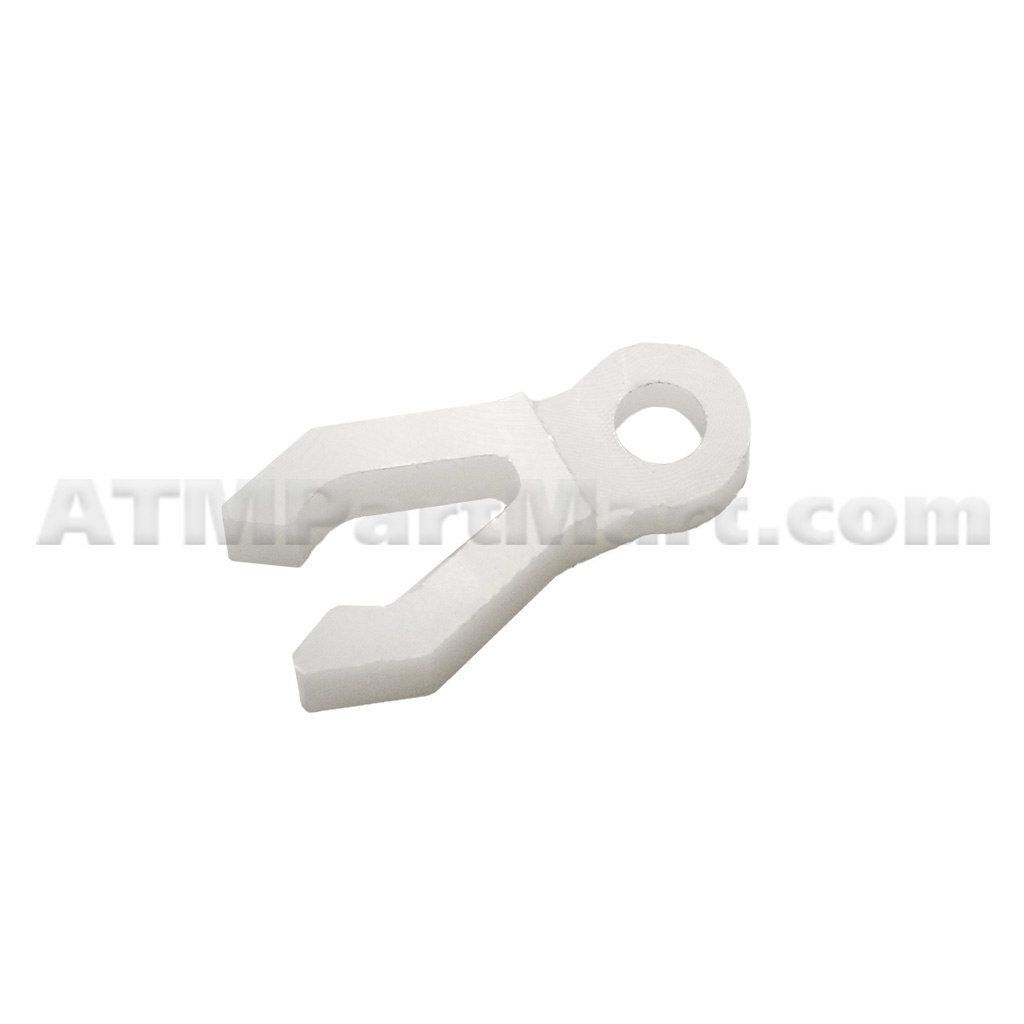 ATMPartMart TDM Cassette Detent Clip (white)(Pack of 10)