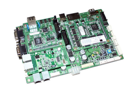 Level 1 Repair of Hantle / Genmega Mainboard ACU III & V