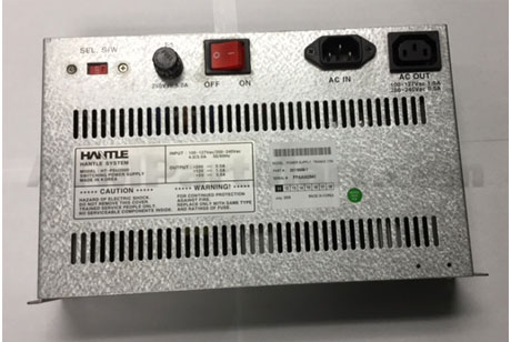 Repair of Power Supply, Assy, HT-PSU2000