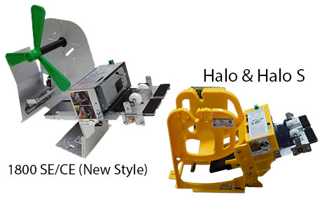 Repair of Hyosung 1800/SE/CE Printer Assembly (New Style) & Halo/Halo S Printer Assembly
