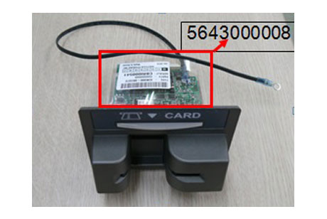 Hyosung Replacement EMV Card Reader - For Multiple Models