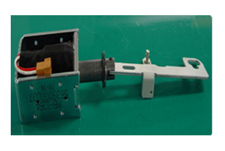Hyosung Throat Solenoid Assembly For 5600 & 7600