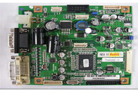 Hyosung Analogue Digital Conversion Board