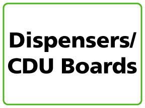 Dispensers & CDU Boards