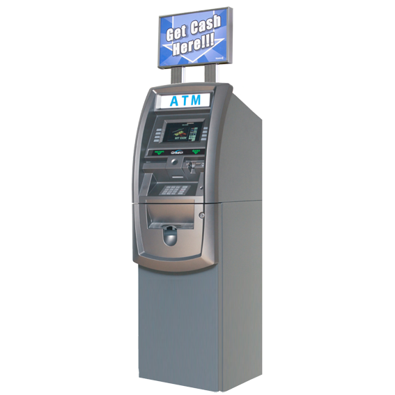Genmega G2500 ATM Machine