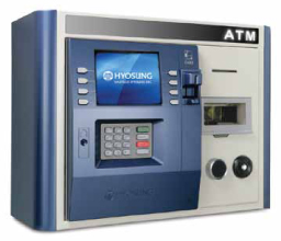 Hyosung Monimax 4000W ATM Machine
