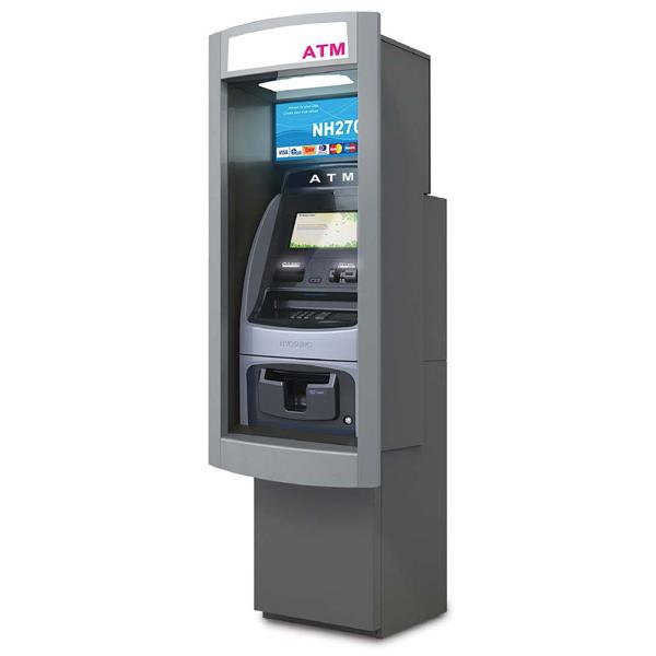 atm machine redundant